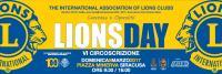 Il LIONS DAY della VI Circoscrizione il 5 marzo 2017 a Piazza Minerva