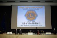 Apertura Anno Sociale e Charter Night del Club Siracusa Eurialo