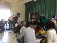 Una festa con i migranti chiude il progetto