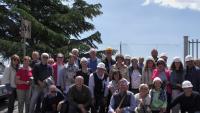 Escursione sull'Etna: festa di Amicizia tra i clubs gemelli Siracusa Eurialo e Catania Alcantara