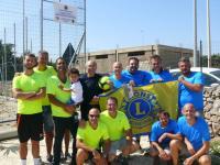 Il LC Siracusa Eurialo dona un campo sportivo al Plemmirio