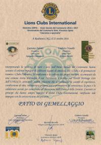 Agrigento Chiaramonte e Siracusa Eurialo: il gemellaggio!