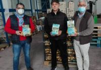 Anti Covid-19, nuovo atto: donati beni agroalimentari al Banco Alimentare