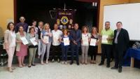 Il LC Siracusa Eurialo forma gli addetti all'emergenza nelle scuole siracusane