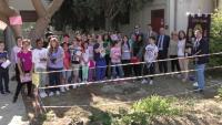 Piantato il Carrubbo del Lions Distretto 108Yb ricordando Giovanni Falcone