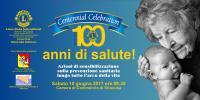 Festeggiamo 100 anni di Lions augurando