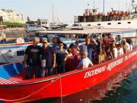 Escursione in barca per conoscere il patrimonio ambientale della costa siracusana