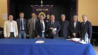 Protocollo di intesa tra il Lions Club Siracusa Eurialo e SIGEA per progetti in tema ambientale