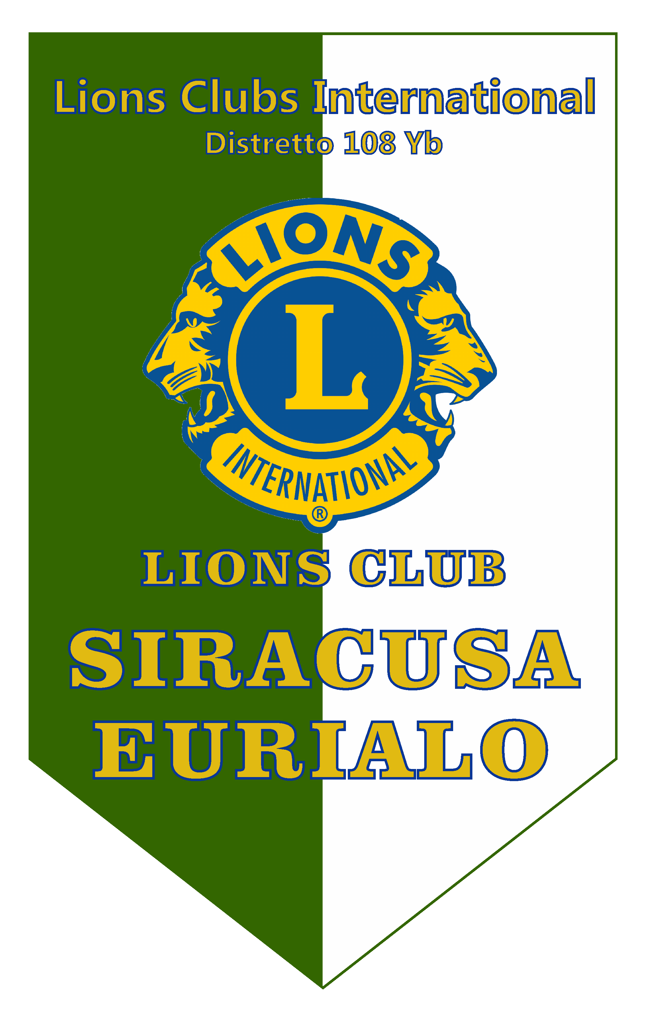 Il guidoncino del Club
